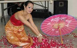 Danse Thai
