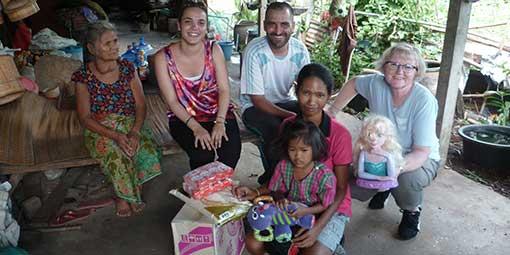 Volunteer Thailand missions