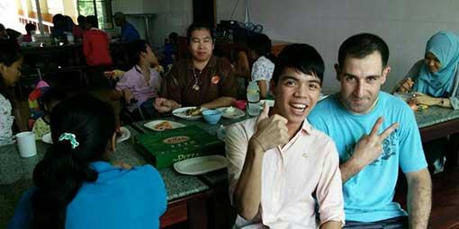 Volontariat Thailand